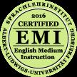 SLI Zertifikat